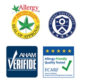 Oczyszczacze powietrza - Certyfikaty Winix